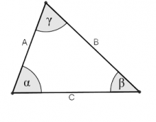 فصل دوم هندسه زاویه در مثلث