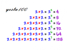 فصل چهارم ریاضی : توان